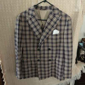 Sport Jacket by Italia Independent. Size 34